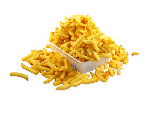 EXTRA GROTE FRIET